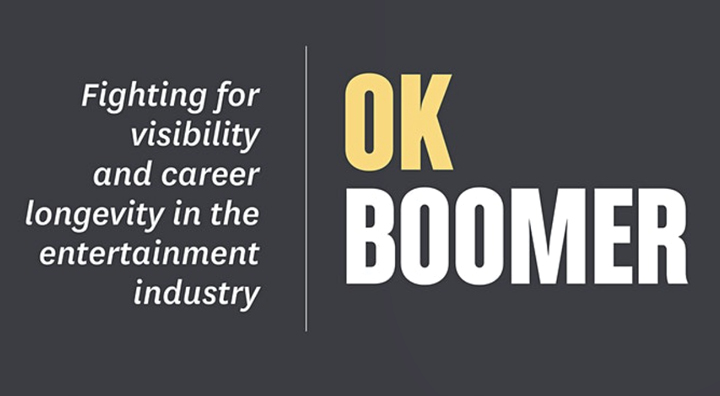 OK Boomer: Ageism in Entertainment