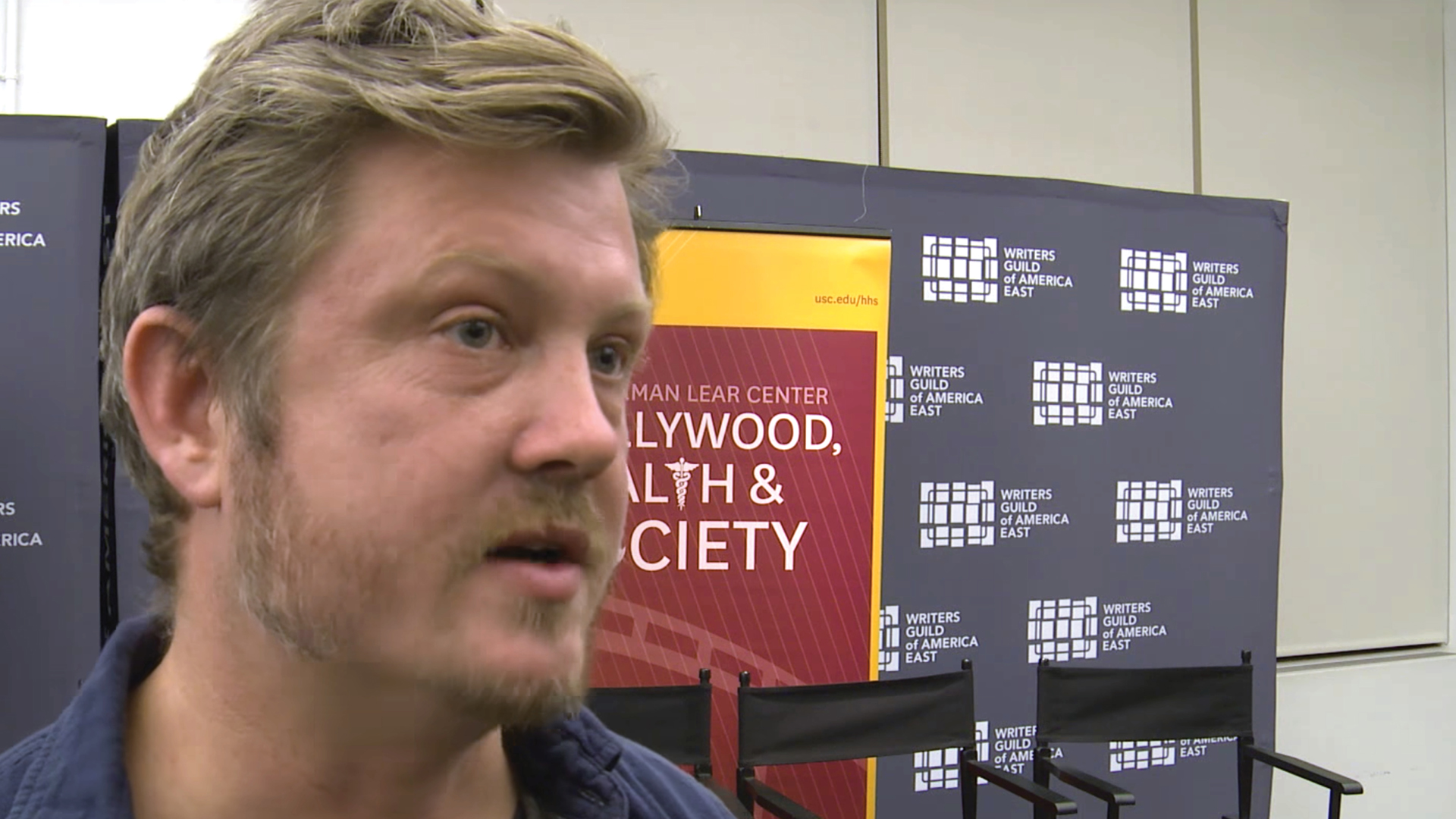 """It's a Perfect Partnership"" - WGAE President Beau Willimon Talks HH&S"