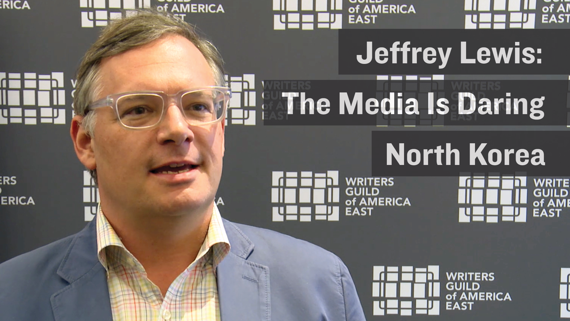 Nuclear Expert Jeffrey Lewis: The Media Is Daring North Korea