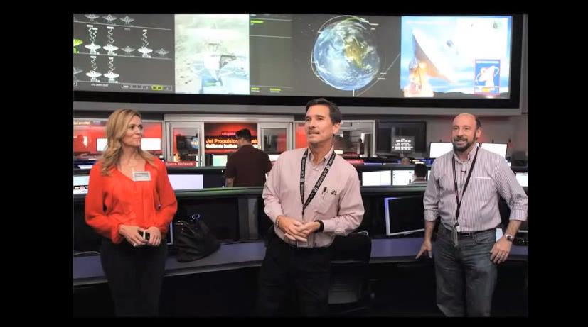 Storybus Tours: Close Encounters at NASA JPL (edited)