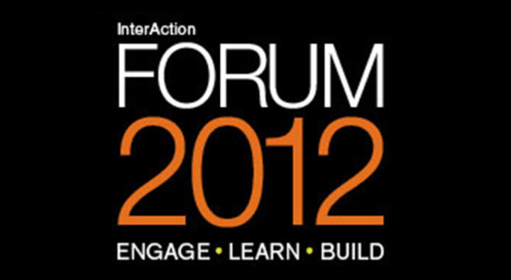 interaction forum 2012 logo
