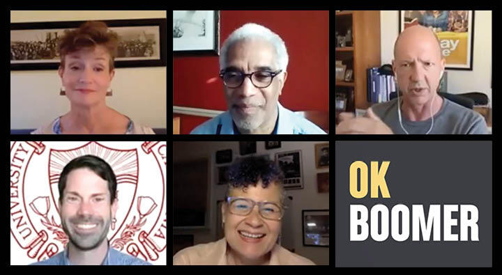 OK Boomer panelists