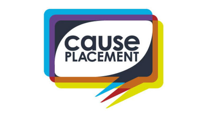 cause placement logo
