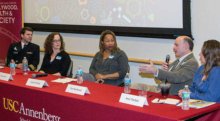 clinical trials panelists