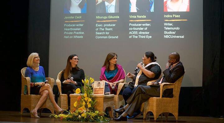 Morelia film festival panel