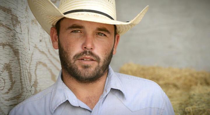 Texas rancher Clay Igo