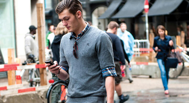 The number of people injured while walking and texting has increased dramatically.