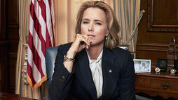 Tea Leoni as Secretary of State Elizabeth McCord