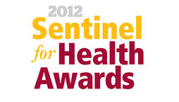 2012 sentinel awards logo