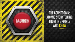 The Countdown: Atomic Storytelling main image