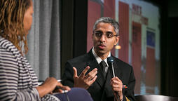 dr. zoanne clack and dr. vivek murthy, u.s. surgeon general