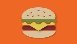 food research icon_hamburger