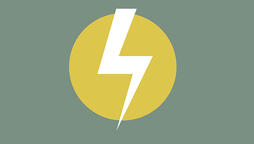 icon of lightning bolt
