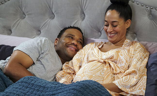 anthony anderson and tracee ellis ross